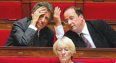 Les relations entre Jack Lang, aujourd'hui sous le feu des critiques de son camp, et François Hollande se sont dégradées depuis plusieurs mois.