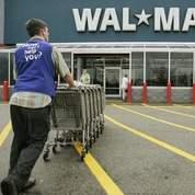 Forte de 1.5 millions d'employés, l'entreprise Wal-Mart représente à elle seule 2.3% du PNB des Etats-Unis. (AP)