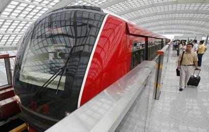 Le tout nouveau métro de Pékin a fait gonfler la facture