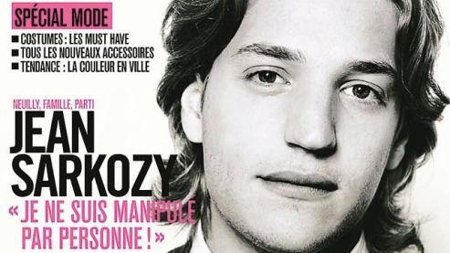 Jean Sarkozy, confidences sur papier glacé 20080808PHOWWW00247