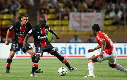 CDL -16ème : Monaco- PSG