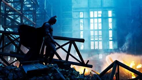 Batman, plus noir que jamais, mais aussi plus éblouissant