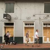 La Nouvelle-Orléans se barricadent