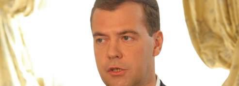 Medvedev : «la décision russe<br/>est irrévocable»<br/>