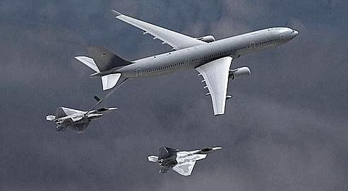 Ravitailleurs: le contrat du siècle échappe à Airbus