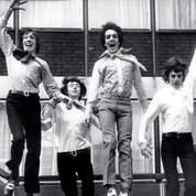Le groupe en 1967.