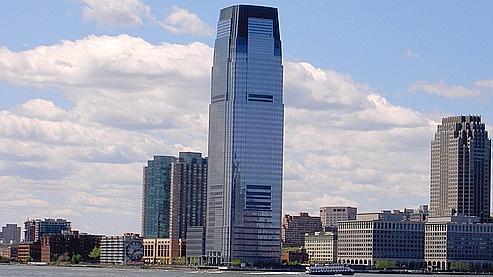 Les résultats de Goldman Sachs en chute libre