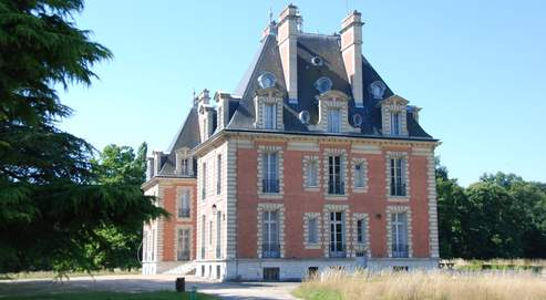chateaux a vendre besse