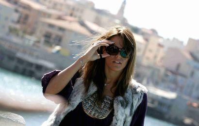 Laure Manaudou rejoint son amie Esther Baron à Marseille
