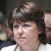 Martine Aubry (Le Figaro)