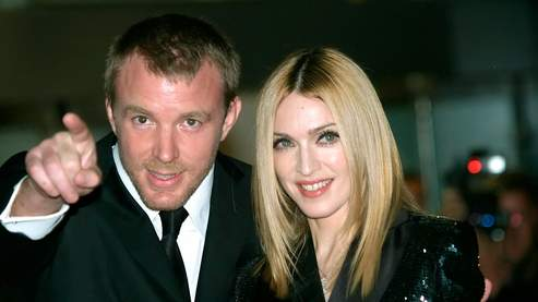 Madonna et Guy Ritchie divorcent
