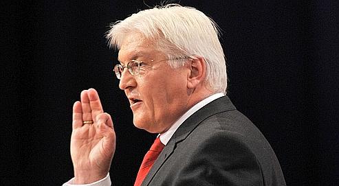 Le SPD désigne son candidat pour affronter Angela Merkel