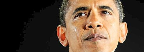Obama pleure la mort <br/>de sa grand-mère <br/>