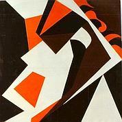 Hans Jean Arp : «Composition» (détail)