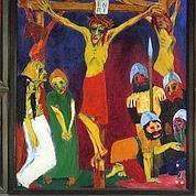 «La Vie du Christ» (cycle complet) d'Emil Nolde (détail)