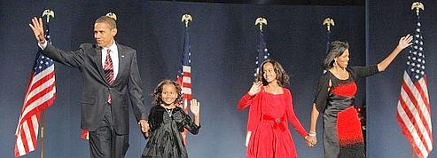 Barack Obama élu président des Etats-Unis<br/>