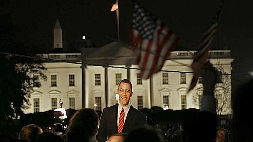 Bush recevra obama lundi la maison blanche for Barack obama a la maison blanche