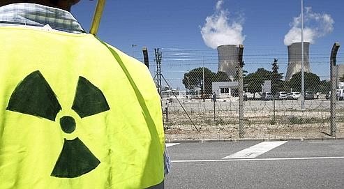 Pas de radioactivité dans les eaux souterraines