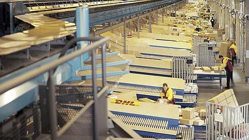 Deutsche Post supprime 9500 emplois aux Etats-Unis