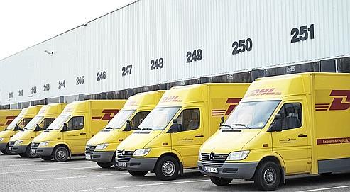 Deutsche Post supprime 9500 emplois chez DHL