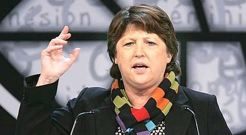 Dernière à se déclarer candidate, Martine Aubry compte sur une campagne éclair pour s'imposer.