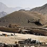La vallée de la Kapisa, province longue de 57 km et large de 60, située à l'ouest de Kaboul.