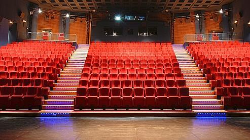 Salle 500 du Forum des images