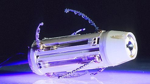 Emloc : une capsule robotique pour surveiller le système digestif.
