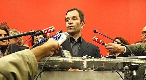 Benoît Hamon, porte-parole du PS, est chargé des interventions «transversales» tandis que Martine Aubry souhaite se faire plus rare dans les médias.