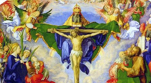 Dieu et ses images , une histoire de l'Eternel dans l'art cb6c757e-d209-11dd-94b8-9f362166dba9