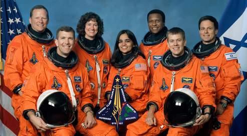 La Nasa veut améliorerla sécurité de ses astronautes