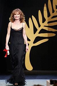 Isabelle Huppert est une habituée du Festival de Cannes.