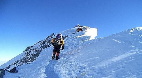 mont-everest-sommet
