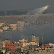 L'armée israélienne a poursuivi ses attaques aériennes sur Gaza.