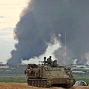 Les réservistes israéliens vont rejoindre en masse l'armée sur le terrain. (Sebastian Scheiner / AP)