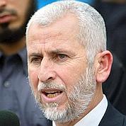 Said Siam, leader du Hamas, tué jeudi par l'armée israélienne.