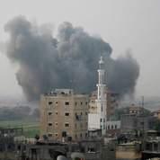 Les raids se poursuivent à Gaza.