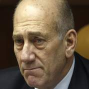 Ehoud Olmert.