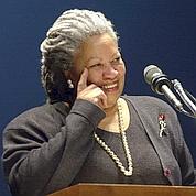 Le prix Nobel Toni Morrison