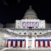 La capitole, ou doit se dérouler la cérémonie d'investiture de Barack Obama.