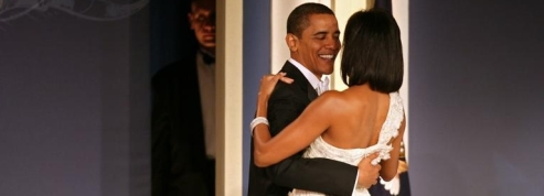 Le show dansant <br> du couple Obama