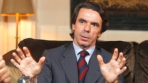 Jose Maria Aznar se dit «convaincu que les États-Unis sortiront de la crise avant l'Europe».