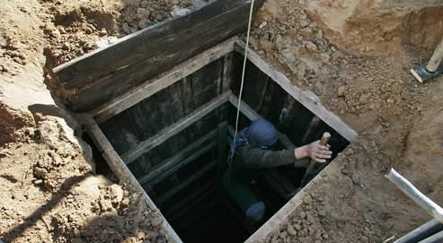 La Course Aux Tunnelsa Repris  Rafah