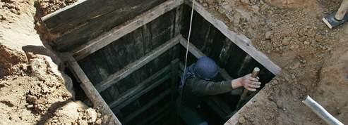 La course aux tunnels a repris à Rafah<br/>