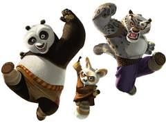 Kung Fu Panda (DR)