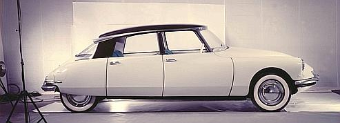 DS, nouveau standard du luxe chez Citroën<br/>