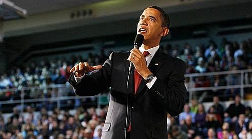 Face à la crise, Obama prend les Américains à temoin 871e12be-f6db-11dd-a10f-0a756d73bc89