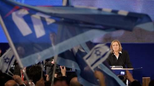 Malgré sa victoire, Tzipi Livni demeure moins bien placée que Benyamin Netanyahu pour former une coation gouvernementale.