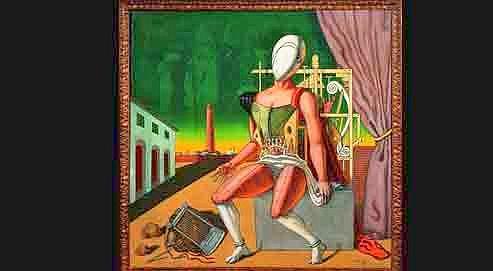 Giorgio de Chirico 1888-1978, la fabrique des rêves - Moma - Paris dans EXPOSITIONS 9452c924-f9b1-11dd-aca1-ff2c936f57b4