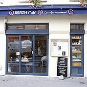 N°1 : Breizh Café, IIIe. (François Bouchon)
